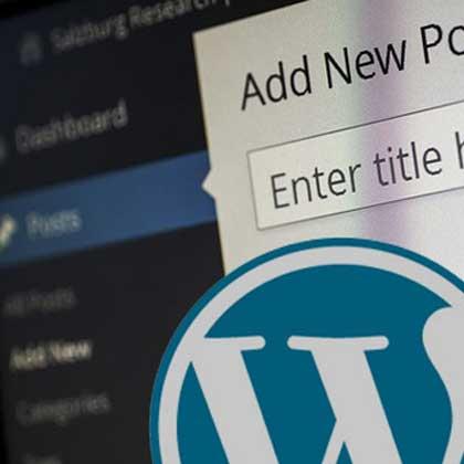Crear un blog wordpress